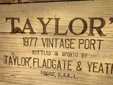 Taylor's Vintage port 1977