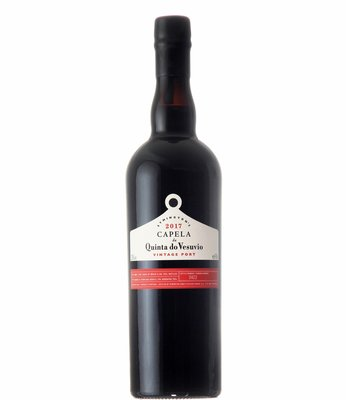 Quinta do Vesuvio 'A Capela' Vintage Port 2017