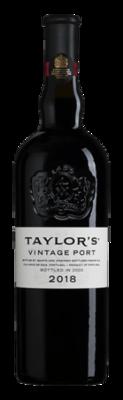 Taylor's Vintage Port 2018   binnenkort voorverkoop