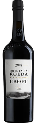 Croft Quinta da Roêda Vintage Port 2018   binnenkort in de verkoop