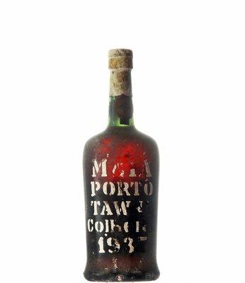 1937  Maia Colheita (bottled 1973)