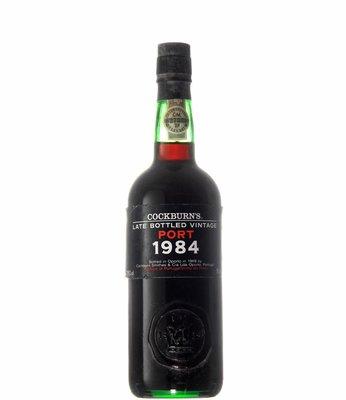 Cockburn's Late Bottled Vintage 1984