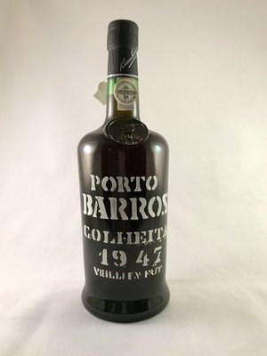 1947  Barros Colheita (bottled 1996)