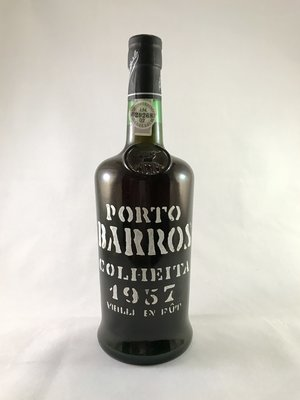 1957  Barros Colheita (bottled 1999)