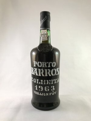 1963  Barros Colheita (bottled 1998)