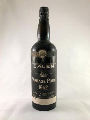 Cálem Vintage port 1942