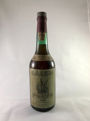 1961 Cálem Colheita (bottled 1979)