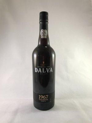 1967  Dalva Colheita (bottled 2012)