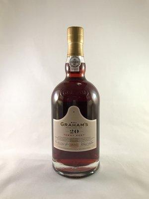 Graham's Tawny 20 Year Old (Bottled 2014)