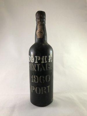 Kopke Vintage port 1960 UITVERKOCHT
