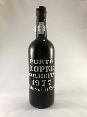 1977  Kopke Colheita (bottled 2000)
