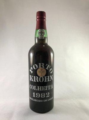 1982  Wiese & Krohn Colheita (bottled 2009)
