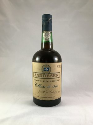 1966  Andresen Colheita (bottled 1987)