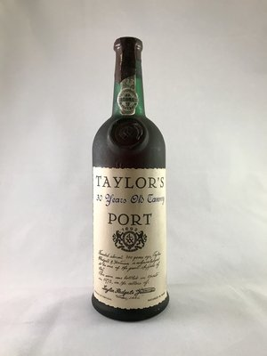 Taylor's Tawny 30 Year Old (Bottled 1978)