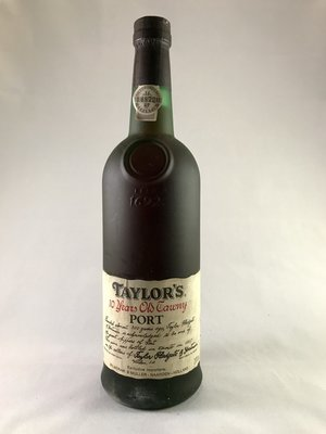 Taylor's Tawny 10 Year Old (bottled 1987)