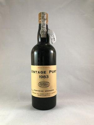 Borges Vintage port 1983