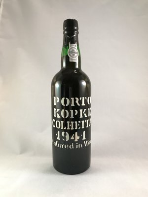 1941  Kopke Colheita (bottled 1998)