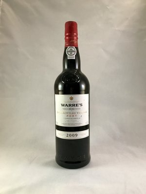 Warre's Late Bottled Vintage 2009