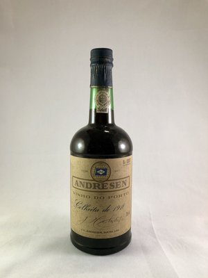 1910  Andresen Colheita (bottled 1967)