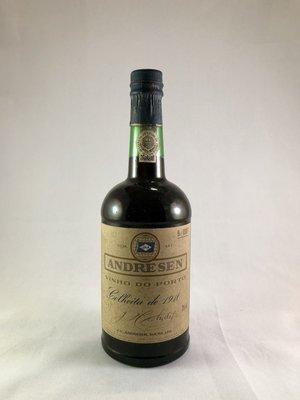 1910  Andresen Colheita (bottled 1967)