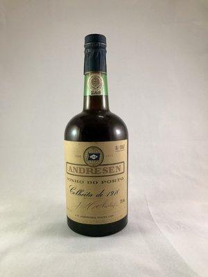1910  Andresen Colheita (bottled 1985)