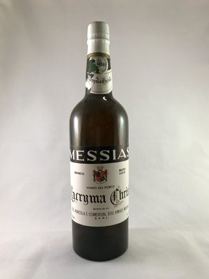 Messias White port 1963 (Lacryma Christi)