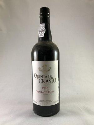 Quinta do Crasto Vintage port 1995