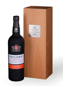 Taylor's 1970 Single Harvest Tawny Port
