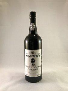 Warre's Vintage port 1995