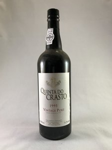 Quinta do Crasto Vintage port 1995